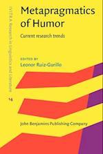 Metapragmatics of Humor (Ivitra Research in Linguistics and Literature)
