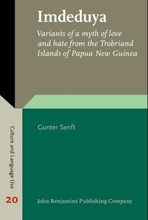 Bog, hardback Imdeduya af Gunter Senft