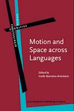 Motion and Space Across Languages (HUMAN COGNITIVE PROCESSING)
