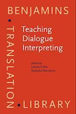 Teaching Dialogue Interpreting (Benjamins Translation Library)