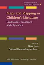 Maps and Mapping in Children's Literature (Childrens Literature Culture and Cognition)