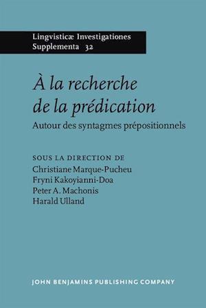 A la recherche de la predication
