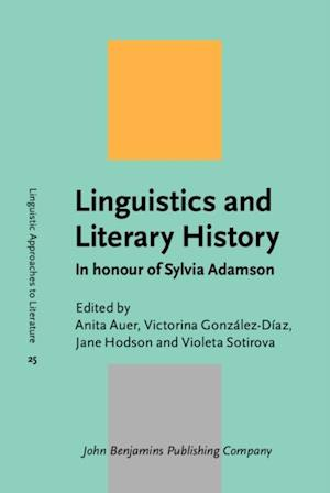 Linguistics and Literary History