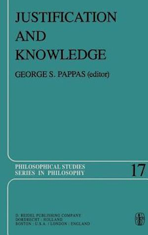 essays on knowledge and justification pappas Virtue epistemology : essays on epistemic virtue and responsibility /  for granted  that knowledge is justified true belief, and epistemic discourse was dom-  nal  of philosophy 66 (1969): 225– 37 reprinted in g s pappas and m swain (eds) .