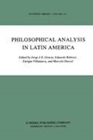 Philosophical Analysis in Latin America