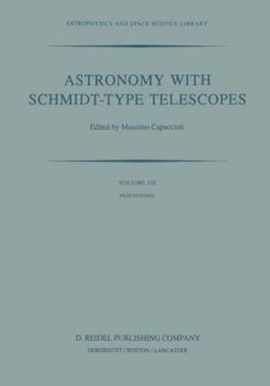 Astronomy with Schmidt-Type Telescopes