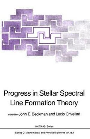 Progress in Stellar Spectral Line Formation Theory