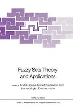 Fuzzy Sets Theory and Applications (NATO Science Series C, nr. 177)