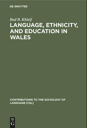 Language, Ethnicity, and Education in Wales