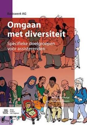 Bog, paperback Omgaan Met Diversiteit af E. Van Mechelen-Gevers, M. Van Der Burgt
