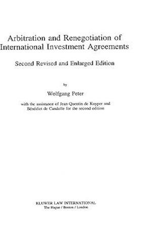 Arbitration and Renegotiation of International Investment Agreements