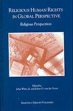 Religious Human Rights in Global Perspective
