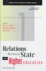 Relations Between State and Higher Education (Developments in International Law, nr. 1)