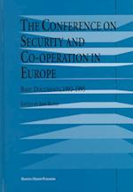 The Conference on Security and Co-Operation in Europe