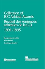 Collection of ICC Arbitral Awards (Collection of Icc Arbitral Awards Series, nr. 3)