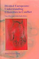 Divided Europeans af Tim Allen, John Eade