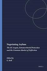 Negotiating Asylum af Dupuy, Gregor Noll