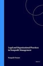 Legal and Organizational Practices in Nonprofit Management