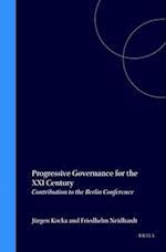Progressive Governance for the XXI Century