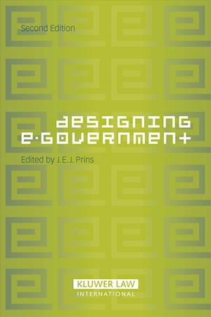 Designing E-Government, 2nd Edition