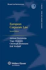 European Corporate Law, Second Edition, Revised
