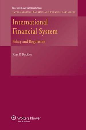 International Finance System: Policy on Regulation