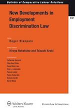 New Developments in Employment Discrimination Law (BULLETIN OF COMPARATIVE LABOUR RELATIONS)