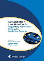 EU Mediation Law Handbook