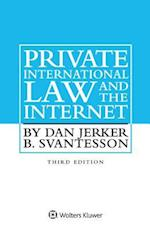 Private International Law and the Internet