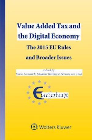 Bog, hardback Value Added Tax and the Digital Economy af Marie Lamensch