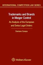 Trademarks and Brands in Merger Control (International Competition Law)