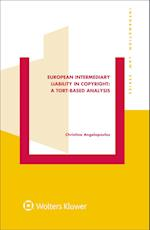 European Intermediary Liability in Copyright (Information Law Series Set)