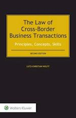 The Law of Cross-Border Business Transactions