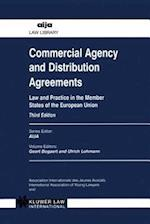 Commercial Agency and Distribution Agreements (AIJA)