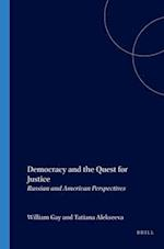 Democracy and the Quest for Justice