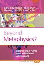 Beyond Metaphysics? (Value Inquiry Book, nr. 220)