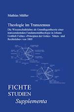 Theologie im Transzensus (Fichte-Studien-Supplementa, nr. 25)