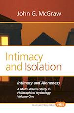 Intimacy and Isolation (Value Inquiry Book, nr. 221)