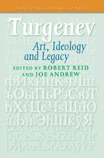 Turgenev (Studies in Slavic Literature & Poetics, nr. 56)