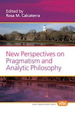New Perspectives on Pragmatism and Analytic Philosophy (Value Inquiry Book, nr. 228)
