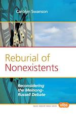 Reburial of Nonexistents (Value Inquiry Book, nr. 231)