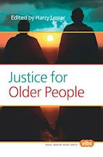 Justice for Older People (Value Inquiry Book, nr. 245)