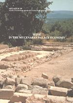 Wine in the Mycenaean Palace Economy af Ruth Palmer