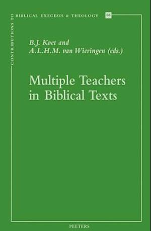 Multiple Teachers in Biblical Texts