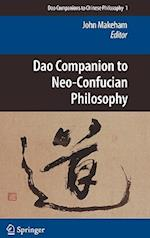 Dao Companion to Neo-Confucian Philosophy (Dao Companions to Chinese Philosophy, nr. 1)