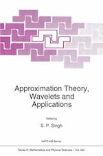 Approximation Theory, Wavelets and Applications (NATO Science Series C, nr. 454)