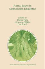 Formal Issues in Austronesian Linguistics af V Phillips, Lisa Travis