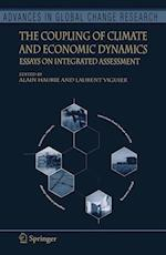 The Coupling of Climate and Economic Dynamics af Alain Haurie, Laurent Viguier