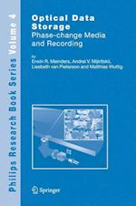 Optical Data Storage (Philips Research Book Series, nr. 4)
