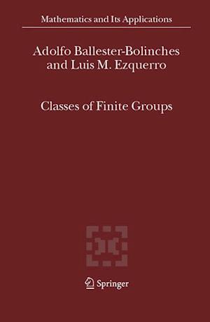 Classes of Finite Groups